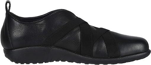 Soft Black Leather