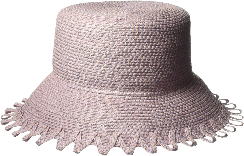 Eric Javits Luxury Fashion Designer Women's Headwear Hat  Eloise