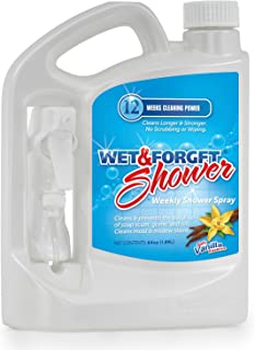 WET AND FORGET 801064 Shower, 64 oz