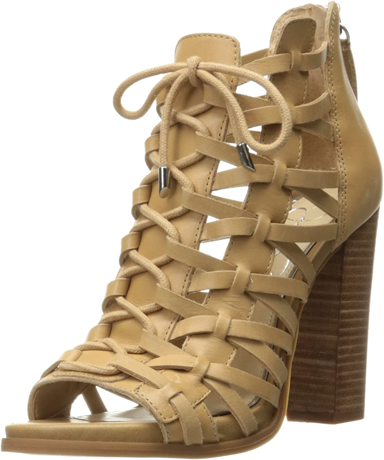 Jessica Simpson Womens Riana Ankle Bootie