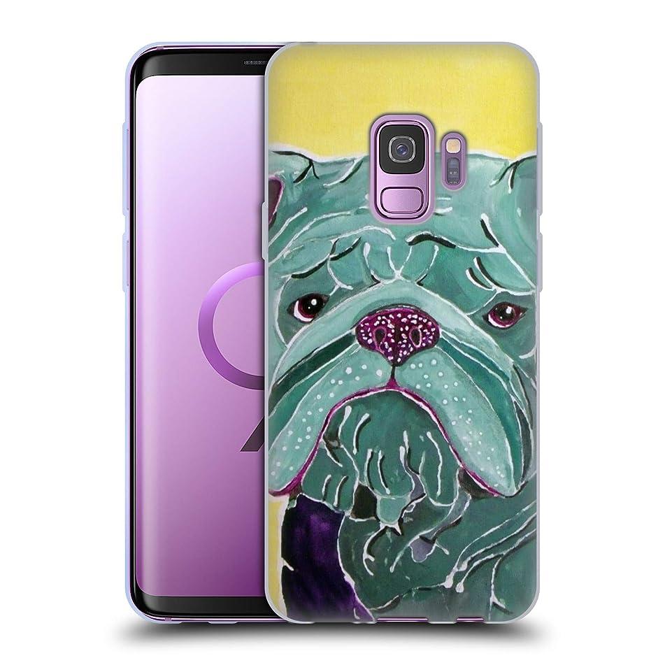Official Lauren Moss Roscoe Dogs Soft Gel Case for Samsung Galaxy S9