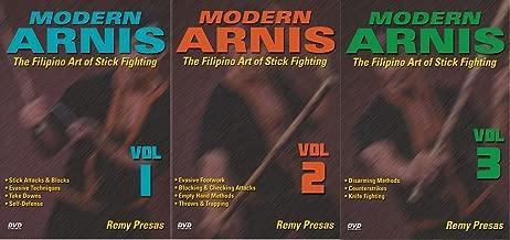 modern arnis dvd