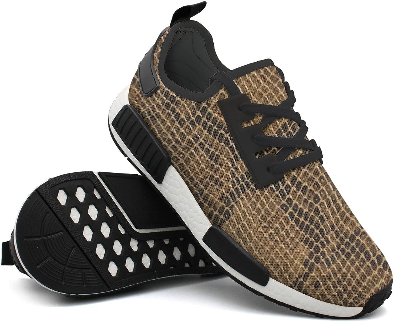 Cobra Snake Skin Women's Mini Jogger Sports Running shoes New Mens Guys