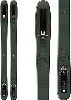 SALOMON QST Stella 106 Skis Womens