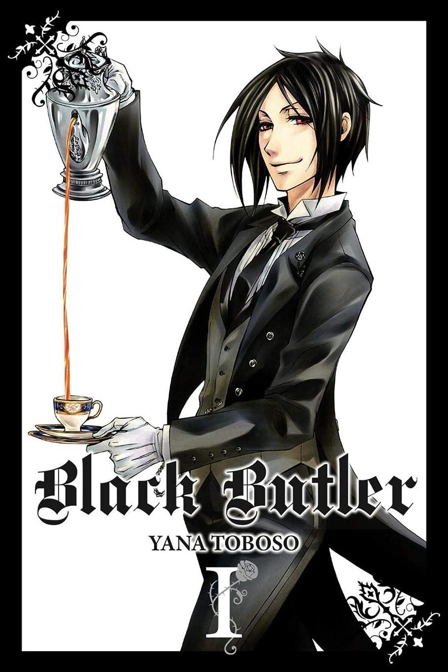 毎年確かめる看板Black Butler Vol. 1 (English Edition)
