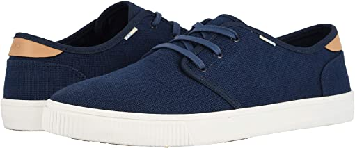 Navy Heritage Canvas (Vegan)