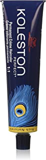 Wella Koleston Perfect Permanent Creme Hair Color, 9/8 Very Light Blonde Pearl, 2 Ounce