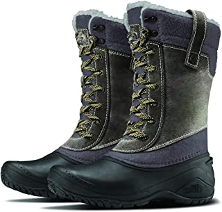 THE NORTH FACE Women's Shellista III Mid, Stingray/Dark Gull Grey, 11 M
