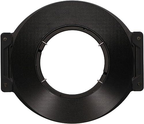 Rollei Sistema de Soporte para Filtro de 180 mm Profesional para Sigma 14 mm F1.8 DG Art - Negro