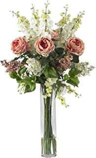 Best tall artificial floral arrangements Reviews
