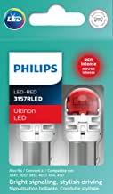 Philips 1157ALED Ultinon LED Red