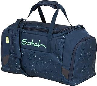 Satch Duffle 儿童运动包 50 厘米 Blue Green Speckled 50 cm
