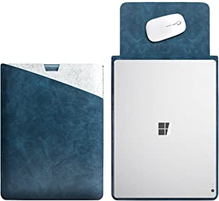 """WALNEW 13.5 Inch Microsoft Surface Book 3/2/1 Protective Soft Sleeve Case, 13.5"""" Surface Book Cover Bag with Safe Interior..."""