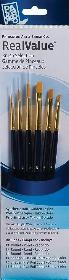 膨張する節約する老人PRINCETON(プリンストン) Brush Set-9137 6本セット