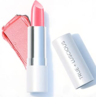 Super Moisturizing Lipstick by Luscious Cosmetics - Unique Smooth & Creamy Formula - Vegan   Cruelty Free   Lead Free   Co...