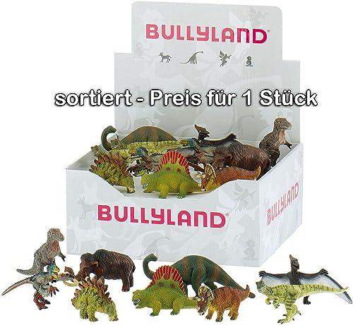 Bullyland 61009 Dinosaurier Sortiment 48 St.