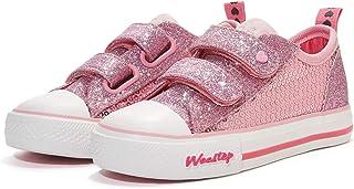 Toddler Girls Sneakers School Shoes for Kids Glitter &...