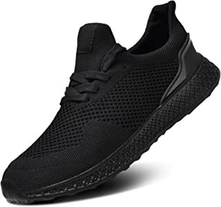 Men Running Shoes, Lightweight Athletic Shoes for Workout Training Tennis Jogging Sport Shoes Footwear, 036#