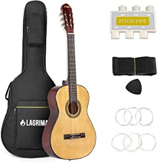 Best lagrima classical guitar Reviews