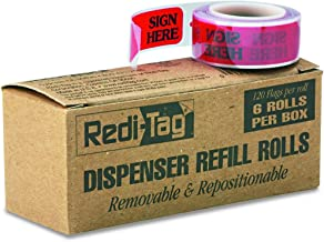 Best redi tag sign here dispenser Reviews