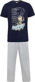 MARVEL Mens Guardians of The Galaxy Pyjamas