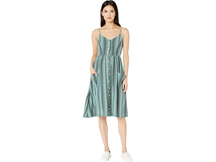 Rip Curl My Tide Midi Dress - Cheap Buy Women Clothing