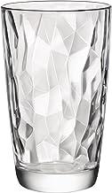 Bormioli Rocco Diamond 16 oz. Cooler Glas, Set of 4