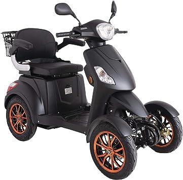 Green Power JH500 - Patinete eléctrico con 4 ruedas, color ...