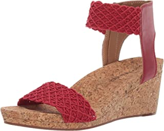 Best lucky brand red sandals Reviews