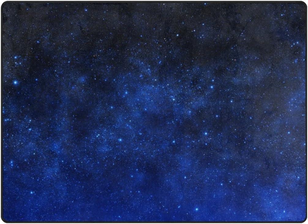 ALAZA My Daily Blue お歳暮 Stars and Galaxy Living 新色追加 5'3