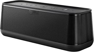 CMDZSW 25W Portable Wireless Bluetooth Speaker with Excellent Bass and High-Definition Sound with 4 Drivers