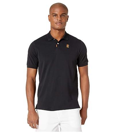 Nike The Nike Polo Heritage Stndrd (Black) Men