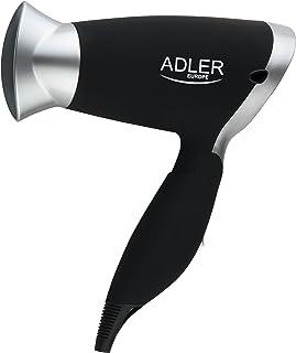 Adler Black Hair Dryer 1250 W, Multicolour, One Size