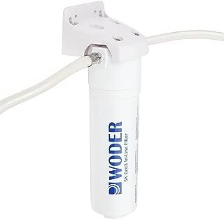 Woder WD-S-5K-DC Direct Connect Under Sink Water Filter 5000gal