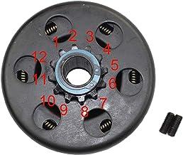 Parts Club Go Kart Clutch 12 Tooth 3/4'' Bore #35 Chain...