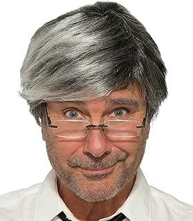 Forum Novelties Inc - Gray Old Man Adult Wig