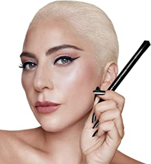 HAUS LABORATORIES by Lady Gaga: EYE-DENTIFY GEL PENCIL EYELINER & LIQUID EYE-LIE-NER | Waterproof Gel Pencil or Long Lasting Liquid Felt-Tip Pen | Black, Brown & More Shades | Vegan & Cruelty-Free