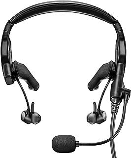 Bose ProFlight Aviation Headset, with 5-pin XLR, Black