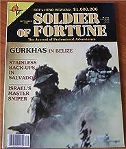 Soldier of Fortune September 1985: Israel's Master Sniper