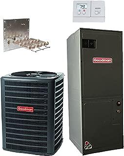 Goodman 2 Ton 14 SEER A/C Straight Cool System GSX140241 & ARUF29B14 R410a