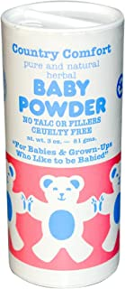 Country Comfort Baby Powder 3 oz. (a) (pack of 2)
