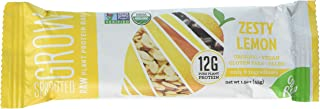 Go Raw Bar Protein Zesty lemon Organic, 1.9 oz