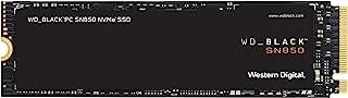 WD_BLACK SN750 de 1 TB - SSD NVMe interno de alto rendimiento para gaming