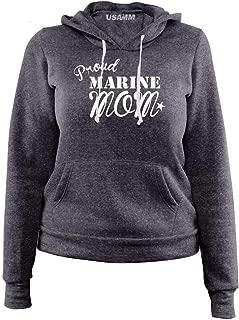 proud marine mom sweatshirt