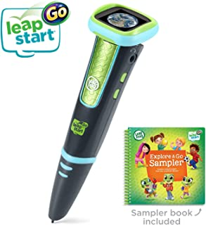 LeapFrog LeapStart Go System, Charcoal and Green