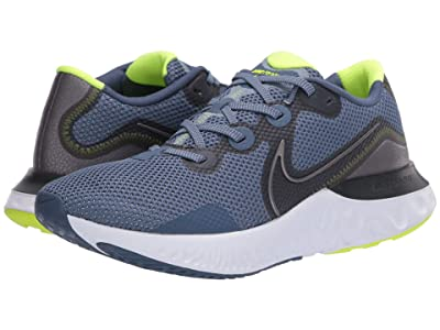 Nike Renew Run (Diffused Blue/Metallic Dark Grey) Men