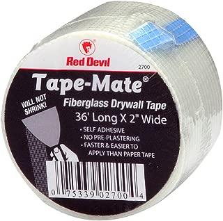 Red Devil 2700 Fiberglass Drywall Tape, 36-Feet