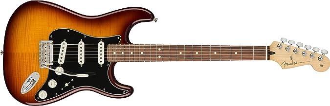 Fender Player Stratocaster Electric Guitar - Pau Ferro Fingerboard - Tobacco Sunburst