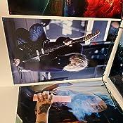 Laminated Kurt Cobain Nirvana Guitar Poster 24x36
