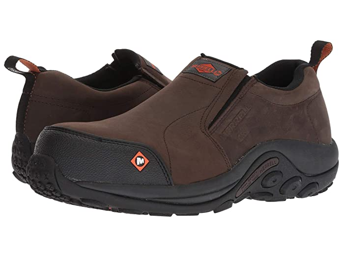 merrell jungle moc ac pro work mens black valley